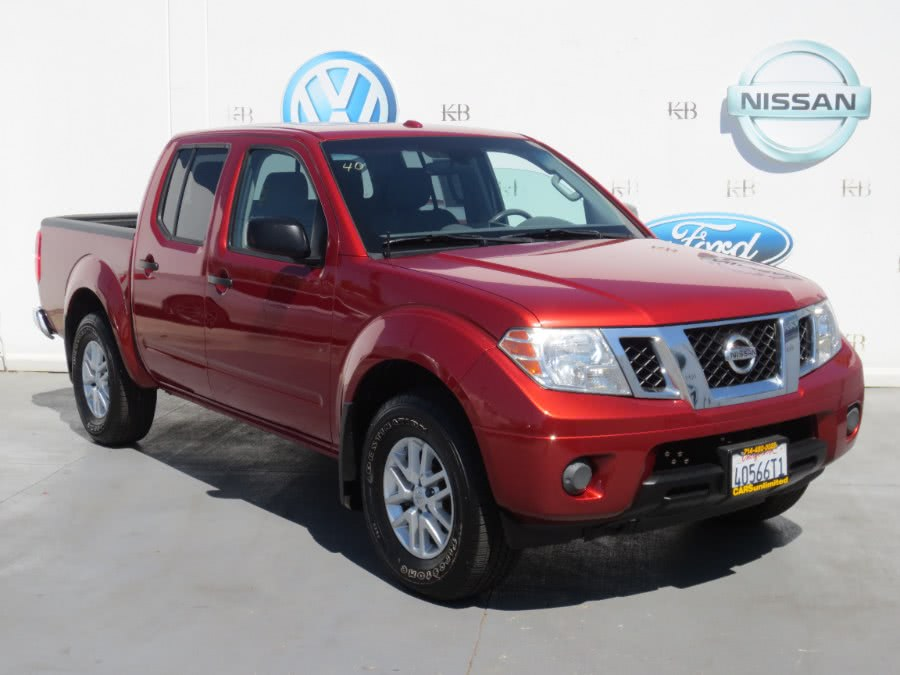 2014 Nissan Frontier 4WD Crew Cab SWB Auto SV, available for sale in Santa Ana, California | Auto Max Of Santa Ana. Santa Ana, California