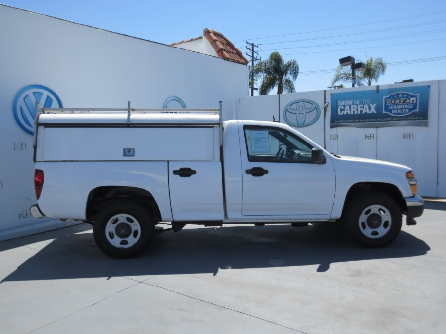 2012 Chevrolet Colorado 2WD Reg Chassis Cab Work Truck, available for sale in Santa Ana, California | Auto Max Of Santa Ana. Santa Ana, California