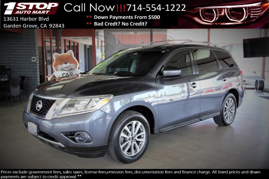 Used 2013 Nissan Pathfinder in Garden Grove, California | 1 Stop Auto Mart Inc.. Garden Grove, California