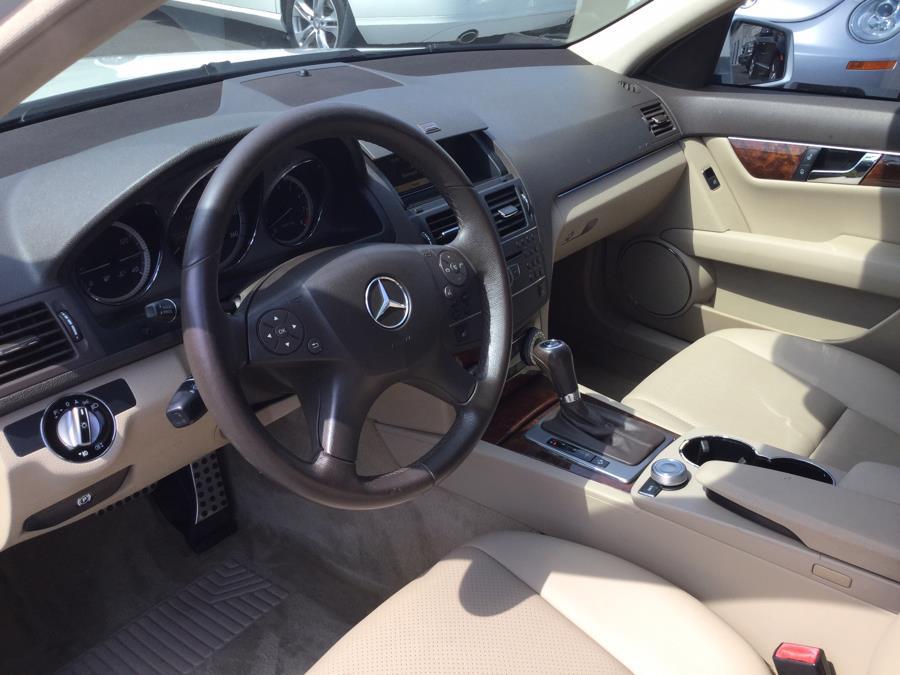 Used Mercedes-Benz C-Class 4dr Sdn C300 Sport 4MATIC 2010 | L&S Automotive LLC. Plantsville, Connecticut