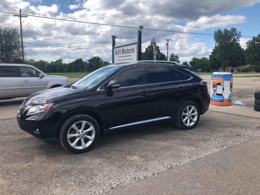 Used 2012 Lexus RX 350 in Davison, Michigan | KVI Motors. Davison, Michigan