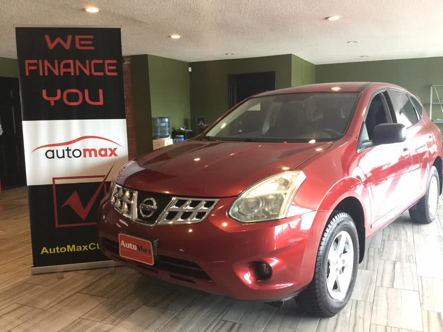 Used 2012 Nissan Rogue in West Hartford, Connecticut | AutoMax. West Hartford, Connecticut