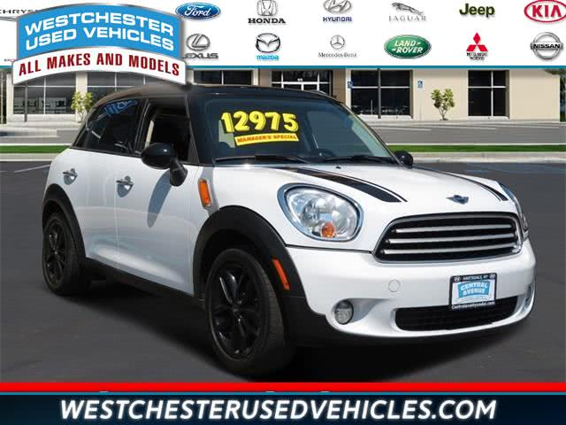 Used 2012 Mini Cooper Countryman in White Plains, New York   Westchester Used Vehicles . White Plains, New York