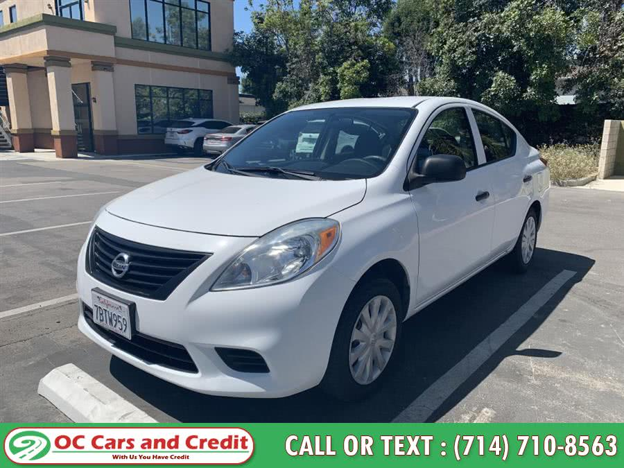 Used 2013 Nissan Versa in Garden Grove, California | OC Cars and Credit. Garden Grove, California