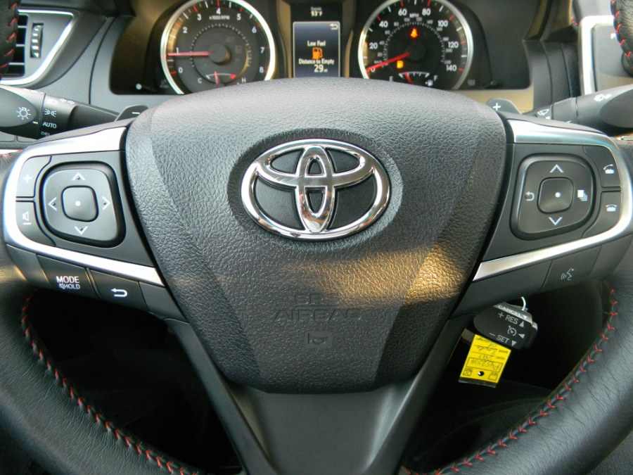 2017 Toyota Camry SE Automatic (Natl), available for sale in Paterson, New Jersey   DZ Automall. Paterson, New Jersey