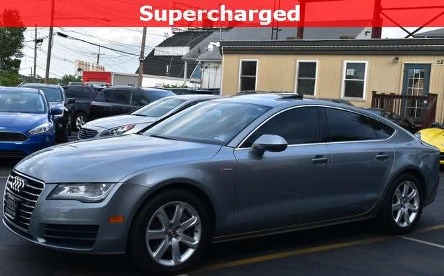 Used 2012 Audi A7 in Lodi, New Jersey | Bergen Car Company Inc. Lodi, New Jersey