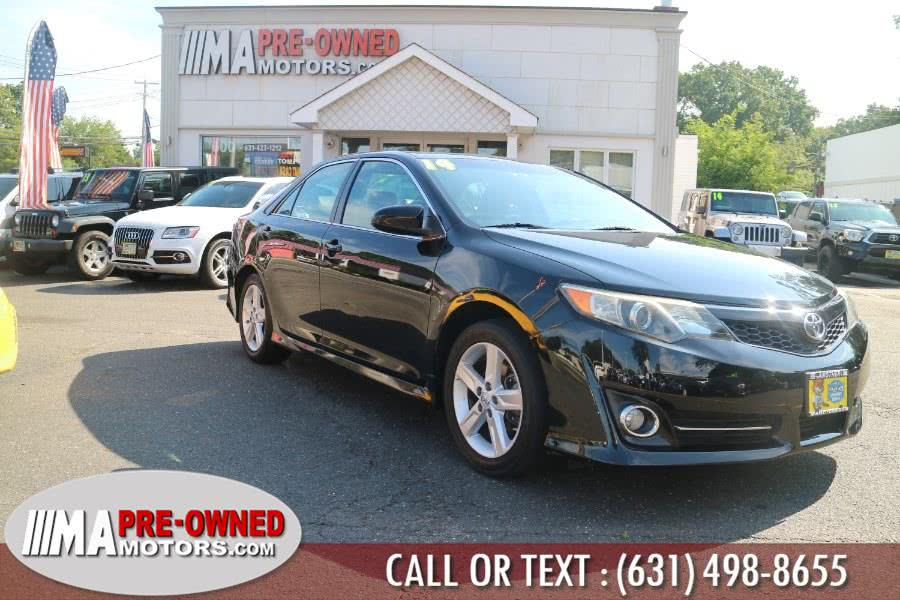 Used 2014 Toyota Camry in Huntington, New York | M & A Motors. Huntington, New York