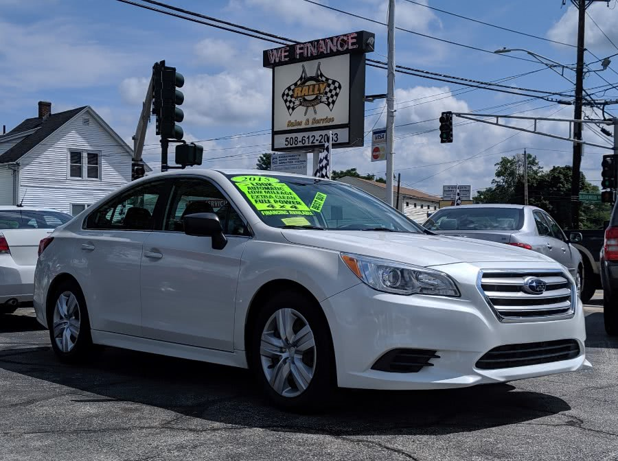 Used 2015 Subaru Legacy in Worcester, Massachusetts | Rally Motor Sports. Worcester, Massachusetts