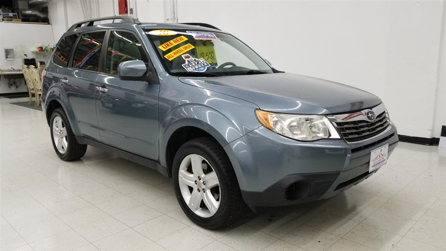 2010 Subaru Forester 4dr Auto 2.5X Premium PZEV, available for sale in West Haven, CT