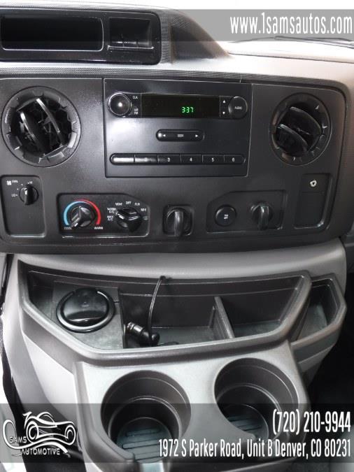 2014 Ford Econoline Cargo Van E-150, available for sale in Denver, Colorado   Sam's Automotive. Denver, Colorado