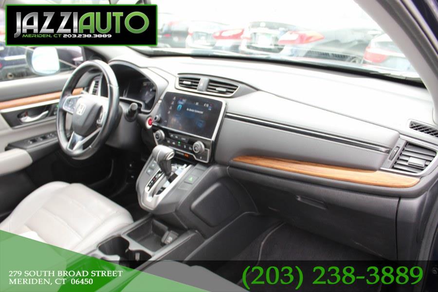 2017 Honda CR-V EX-L AWD w/Navi, available for sale in Meriden, Connecticut   Jazzi Auto Sales LLC. Meriden, Connecticut
