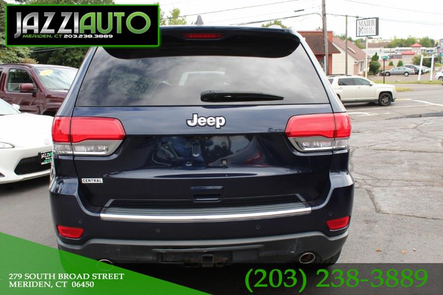 2014 Jeep Grand Cherokee 4WD 4dr Limited, available for sale in Meriden, Connecticut | Jazzi Auto Sales LLC. Meriden, Connecticut