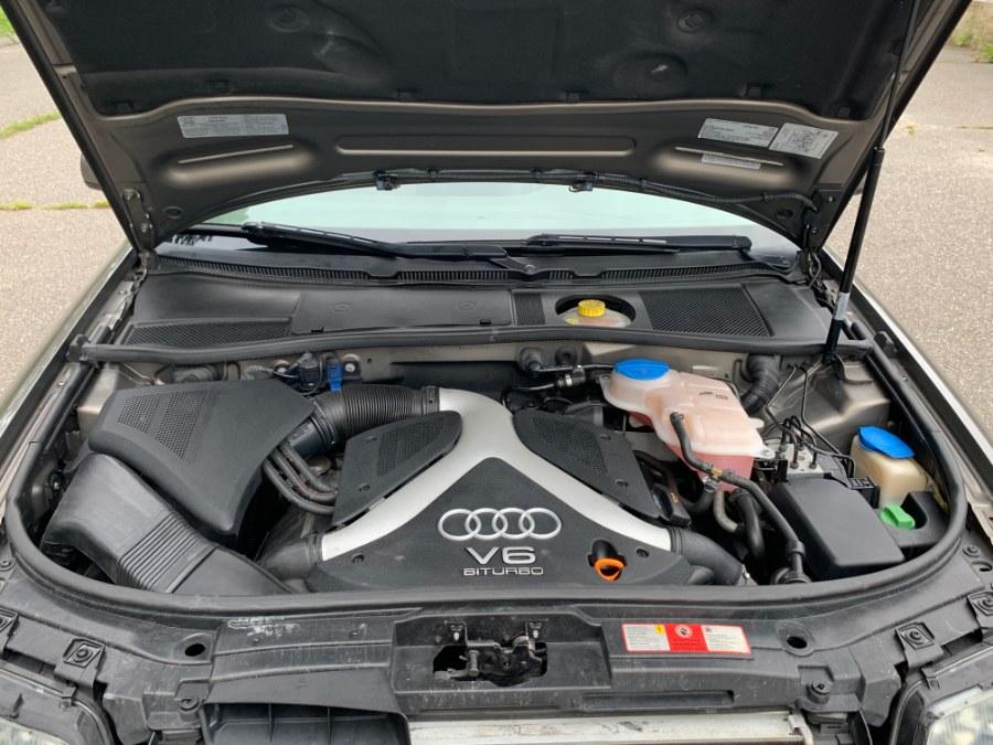 2005 Audi allroad 5dr Wgn 2.7T quattro Auto, available for sale in Waterbury, Connecticut | Platinum Auto Care. Waterbury, Connecticut