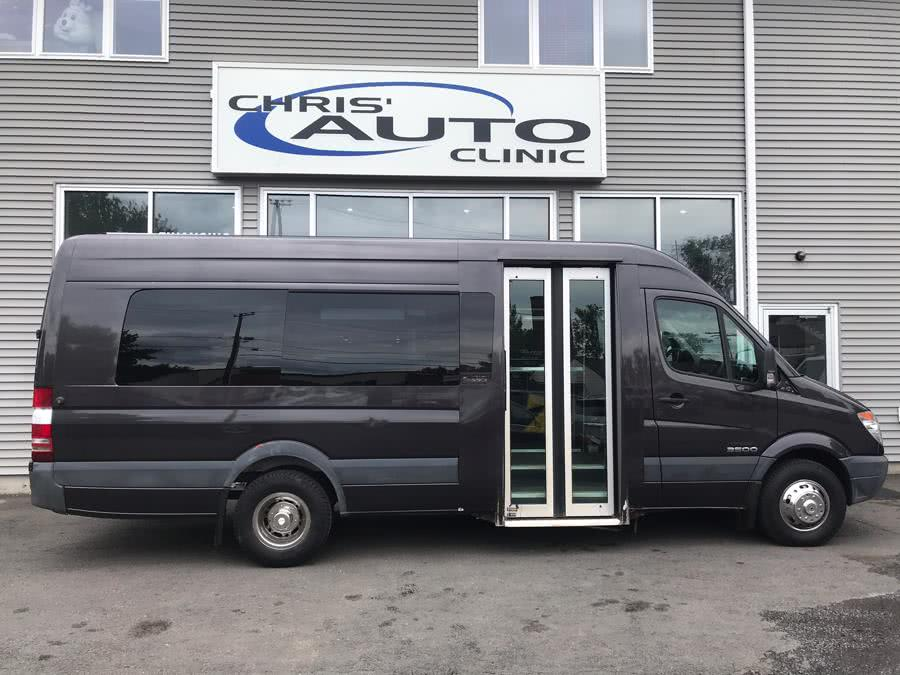 Used 2007 Dodge Sprinter in Plainville, Connecticut | Chris's Auto Clinic. Plainville, Connecticut