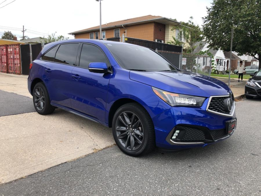 2019 Acura MDX SH-AWD w/Technology/A-Spec Pkg, available for sale in Franklin Square, New York | Signature Auto Sales. Franklin Square, New York