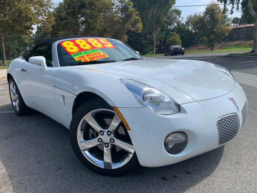 Used 2006 Pontiac Solstice in Corona, California | Green Light Auto. Corona, California