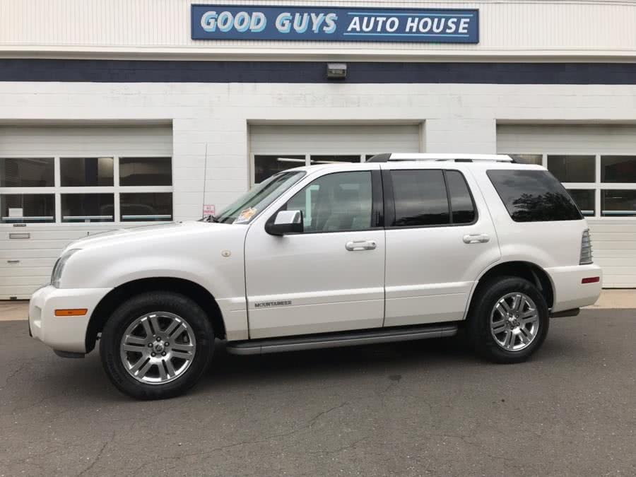 2010 Mercury Mountaineer AWD 4dr Premier, available for sale in Southington, Connecticut | Good Guys Auto House. Southington, Connecticut