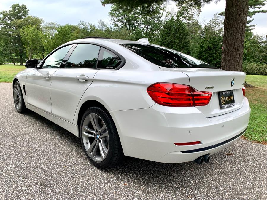 2015 BMW 4 Series 4dr Sdn 428i xDrive AWD Gran Coupe, available for sale in Franklin Square, New York | Luxury Motor Club. Franklin Square, New York