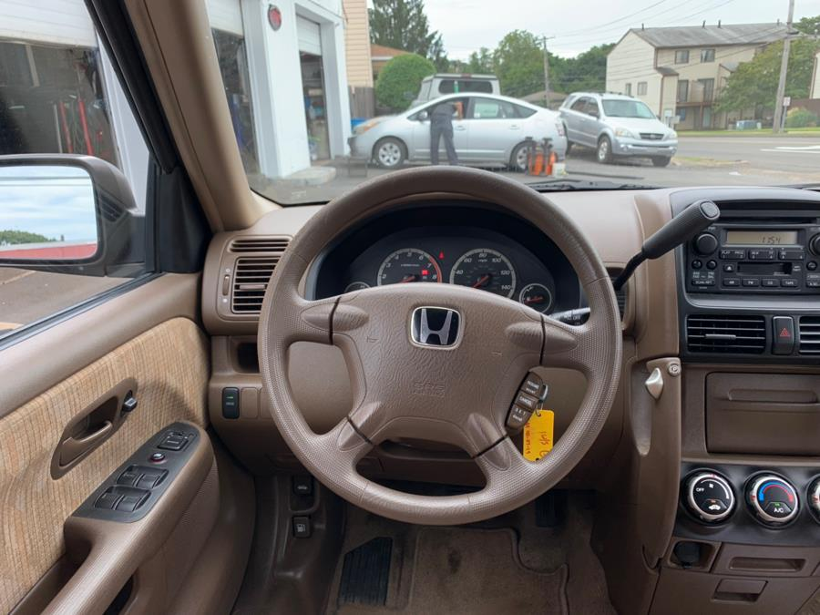 2003 Honda CR-V 2WD LX Auto, available for sale in West Haven, Connecticut | Uzun Auto. West Haven, Connecticut
