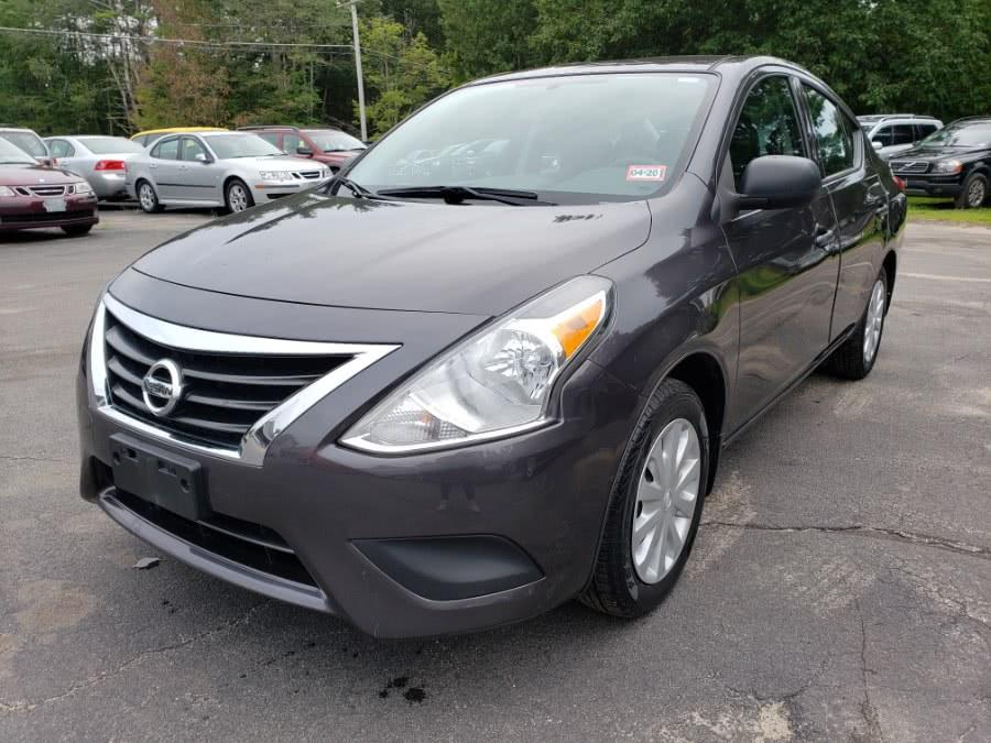 Used 2015 Nissan Versa in Auburn, New Hampshire | ODA Auto Precision LLC. Auburn, New Hampshire