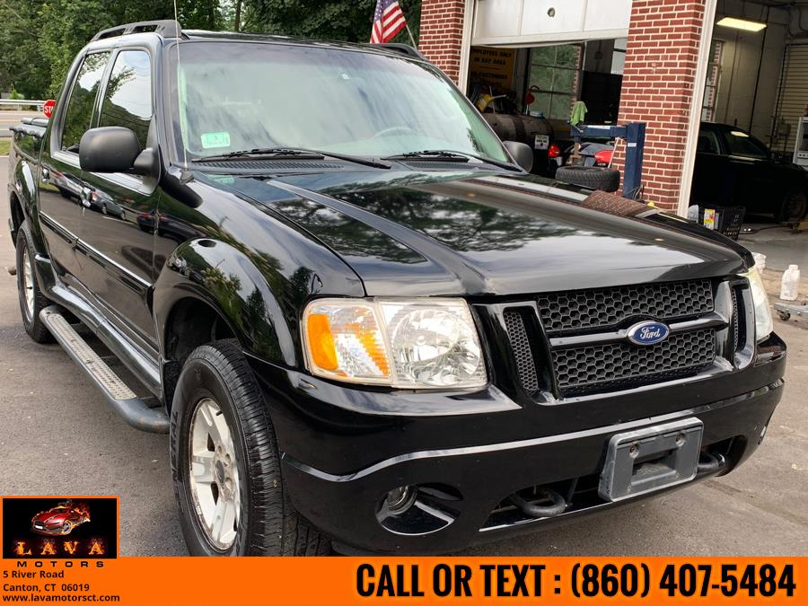Used 2005 Ford Explorer Sport Trac in Canton, Connecticut | Lava Motors. Canton, Connecticut