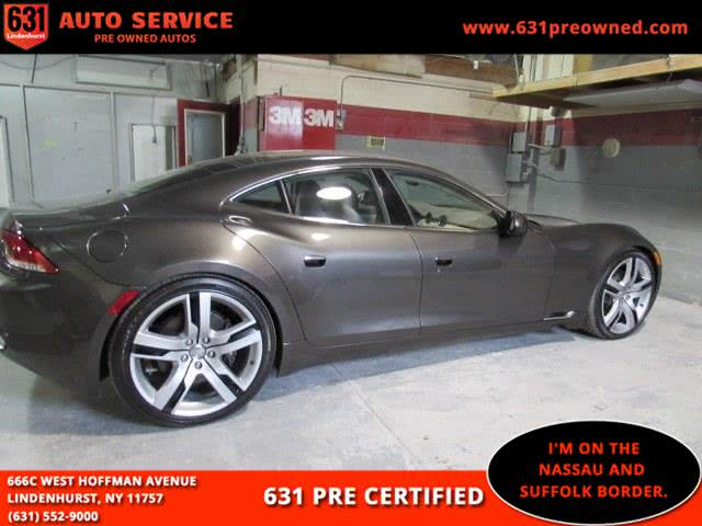 Used 2012 Fisker Karma in Lindenhurst, New York | 631 Auto Service. Lindenhurst, New York