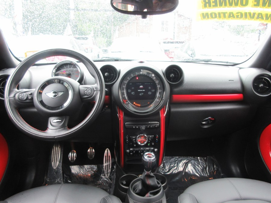Used MINI Cooper Countryman AWD 4dr John Cooper Works ALL4 2013 | Route 27 Auto Mall. Linden, New Jersey