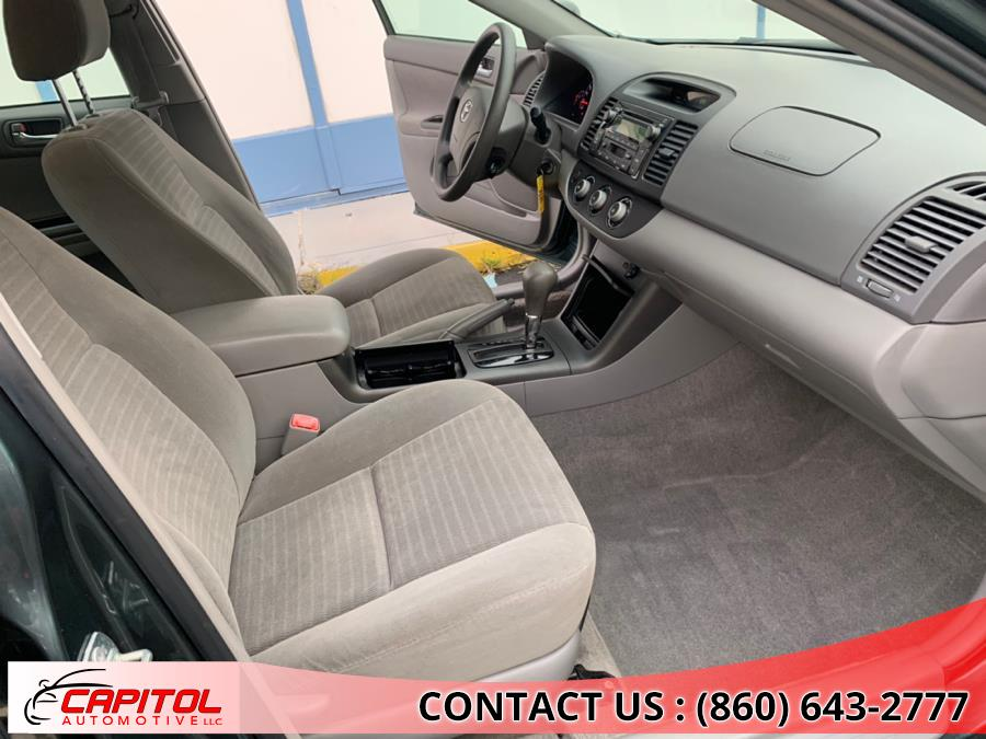 2005 Toyota Camry 4dr Sdn LE Auto (Natl), available for sale in Manchester, Connecticut | Capitol Automotive 2 LLC. Manchester, Connecticut