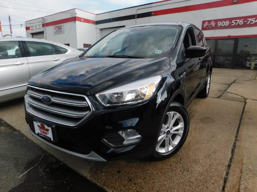 Used Ford Escape SE 4WD 2017 | Supreme Motor Sport. Elizabeth, New Jersey