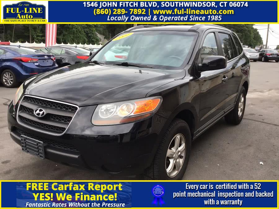 Used Hyundai Santa Fe AWD 4dr Auto GLS *Ltd Avail* 2007 | Ful-line Auto LLC. South Windsor , Connecticut