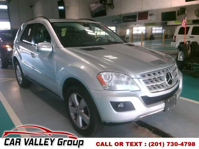 Used 2009 Mercedes-Benz M-Class in Jersey City, New Jersey | Car Valley Group. Jersey City, New Jersey