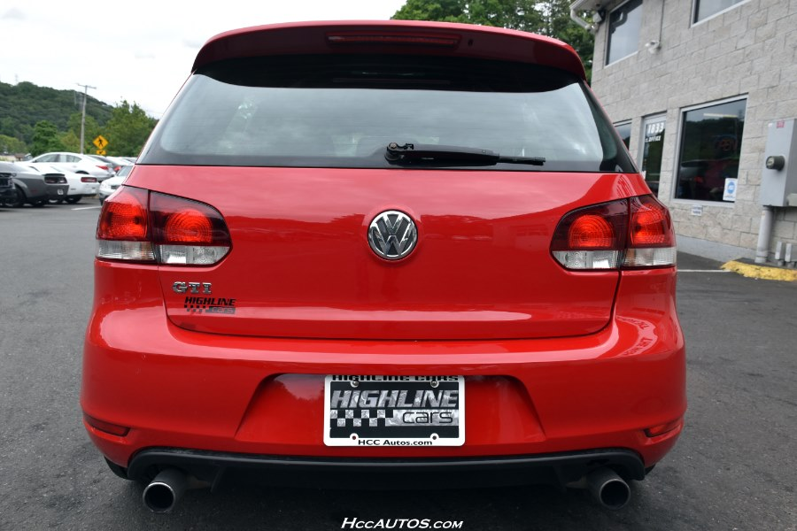 2012 Volkswagen GTI 4dr HB DSG PZEV, available for sale in Waterbury, Connecticut | Highline Car Connection. Waterbury, Connecticut