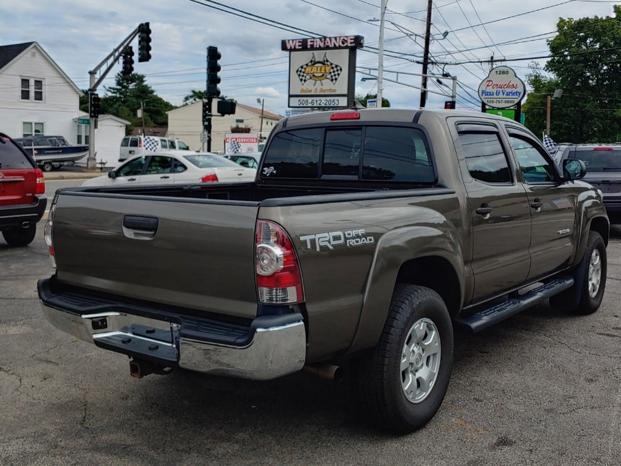 2014 Toyota Tacoma 4WD Double Cab V6 AT (Natl), available for sale in Worcester, Massachusetts | Rally Motor Sports. Worcester, Massachusetts