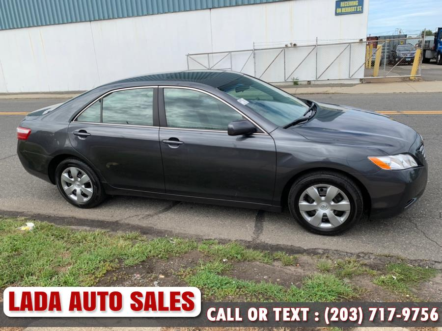 2007 Toyota Camry 4dr Sdn I4 Auto CE (Natl), available for sale in Bridgeport, Connecticut | Lada Auto Sales. Bridgeport, Connecticut