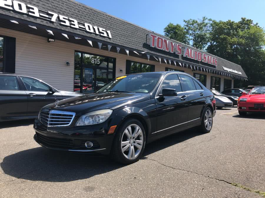 Used 2010 Mercedes-Benz C-Class in Waterbury, Connecticut | Tony's Auto Sales. Waterbury, Connecticut