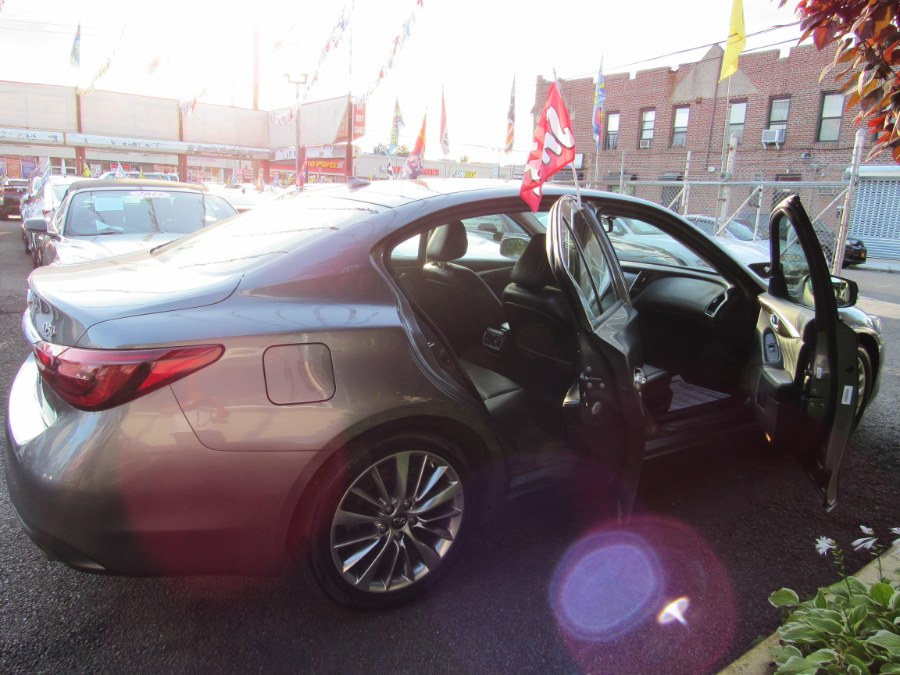 2018 INFINITI Q50 3.0t SPORT RWD, available for sale in Middle Village, New York | Road Masters II INC. Middle Village, New York