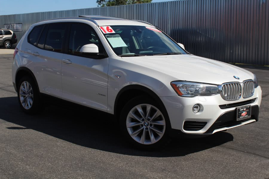 Used 2016 BMW X3 in Deer Park, New York | Car Tec Enterprise Leasing & Sales LLC. Deer Park, New York