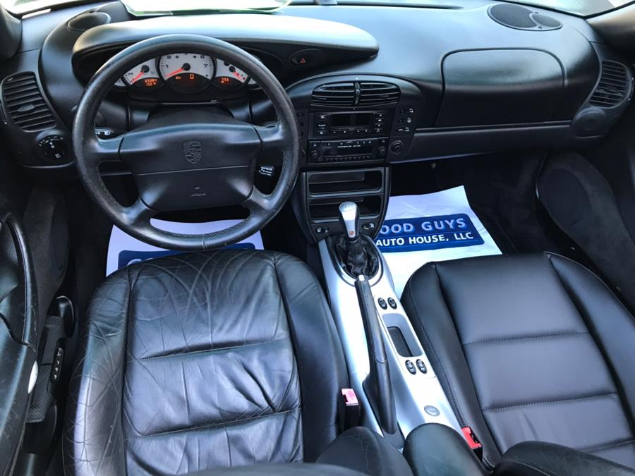 2000 Porsche 911 Carrera 2dr Carrera Cabriolet 6-Spd Manual, available for sale in Southington, Connecticut | Good Guys Auto House. Southington, Connecticut