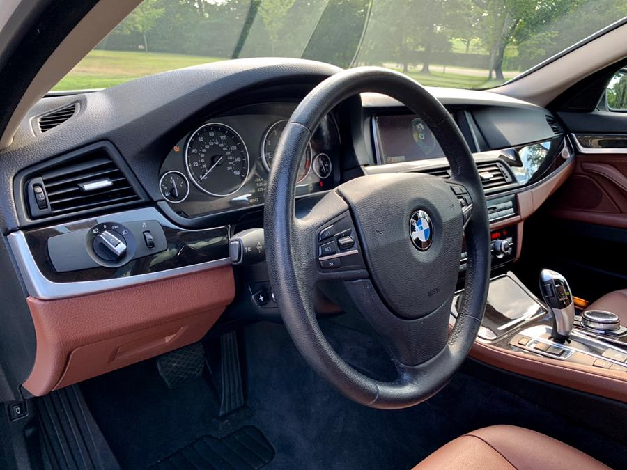 2014 BMW 5 Series 4dr Sdn 528i xDrive AWD, available for sale in Franklin Square, New York | Luxury Motor Club. Franklin Square, New York