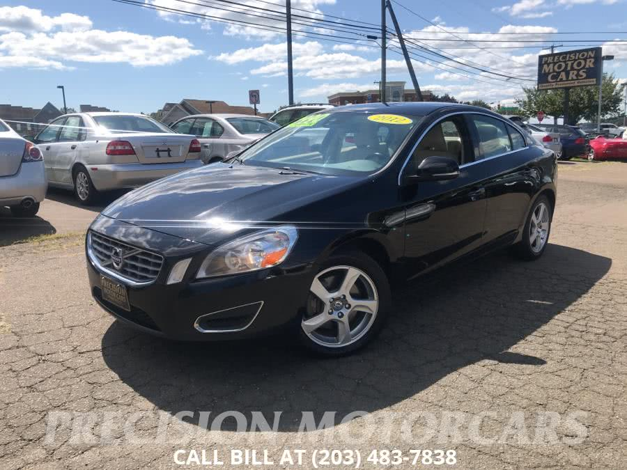 Used 2012 Volvo S60 in Branford, Connecticut | Precision Motor Cars LLC. Branford, Connecticut
