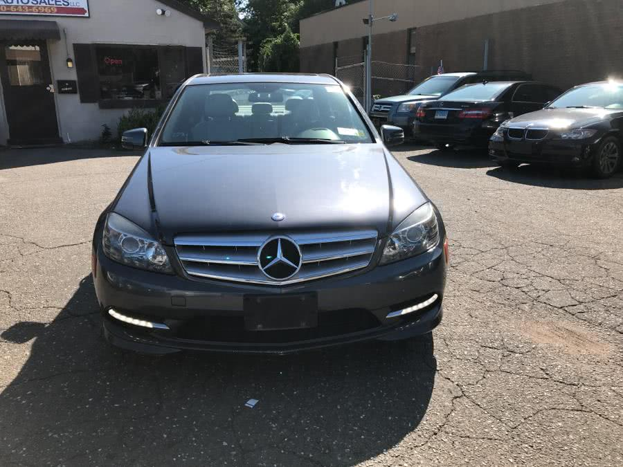 Used Mercedes-Benz C-Class 4dr Sdn C300 Sport 4MATIC 2011 | Best Auto Sales LLC. Manchester, Connecticut