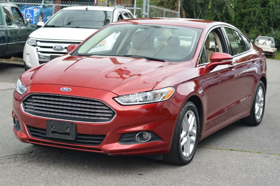 Used 2014 Ford Fusion in Ashland , Massachusetts | New Beginning Auto Service Inc . Ashland , Massachusetts