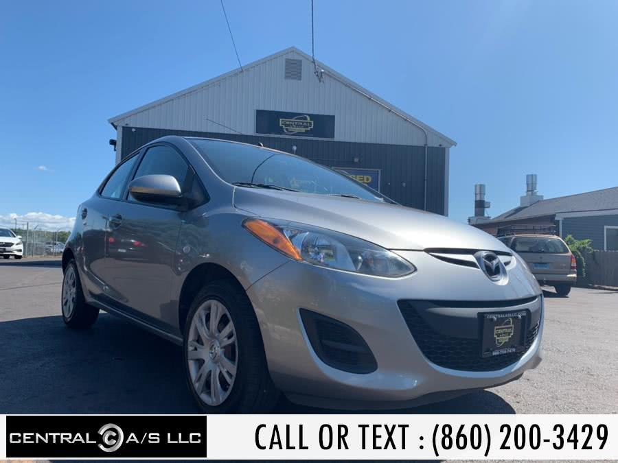 Used Mazda Mazda2 4dr HB Auto Sport 2011 | Central A/S LLC. East Windsor, Connecticut