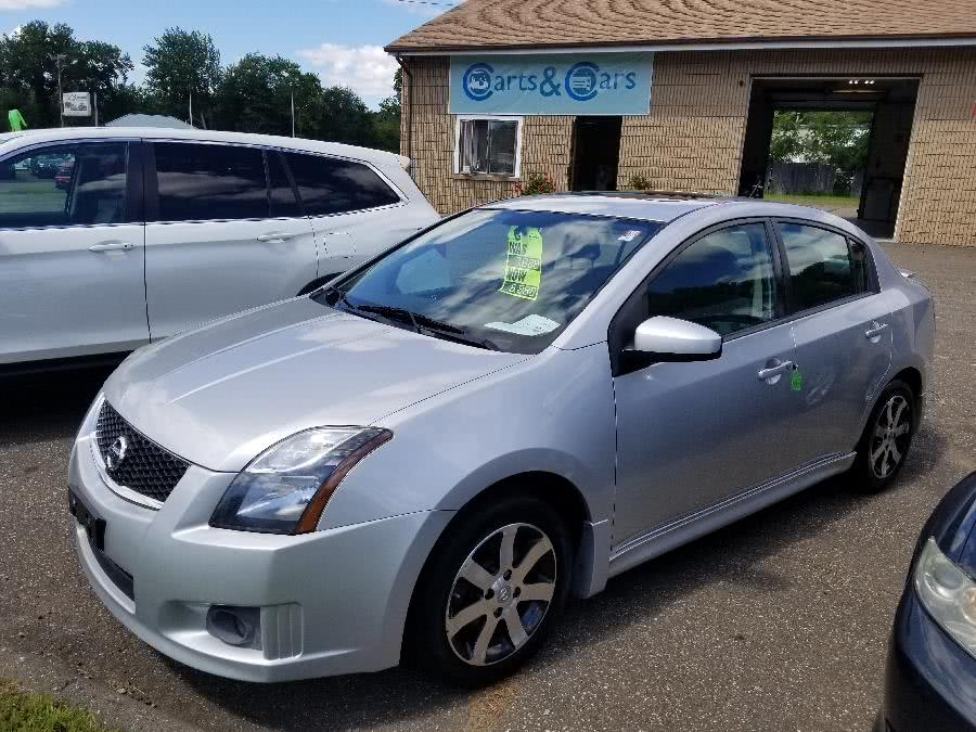 Used 2012 Nissan Sentra in Old Saybrook, Connecticut | Saybrook Leasing and Rental LLC. Old Saybrook, Connecticut