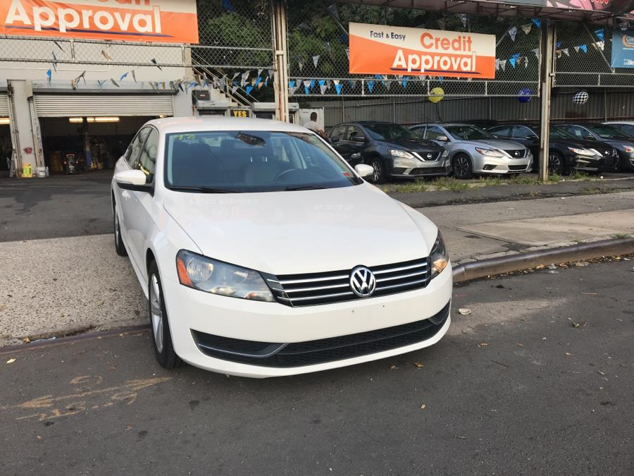 2014 Volkswagen Passat 4dr Sdn 2.5L SE PZEV *Ltd Avail*, available for sale in Brooklyn, New York | Rubber Bros Auto World. Brooklyn, New York