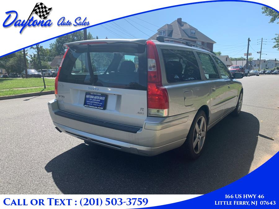 Used Volvo V70 2.5L Turbo R AWD Auto 2005 | Daytona Auto Sales. Little Ferry, New Jersey