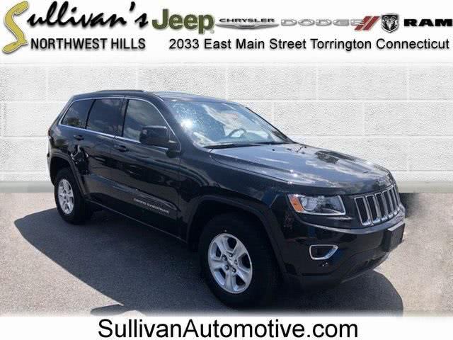 Used Jeep Grand Cherokee Laredo 2015 | Sullivan Automotive Group. Avon, Connecticut