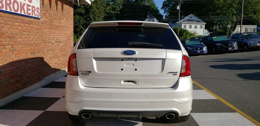 2011 Ford Edge 4dr Sport AWD, available for sale in Waterbury, Connecticut | National Auto Brokers, Inc.. Waterbury, Connecticut