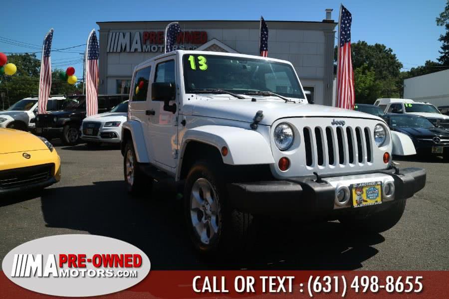 Used 2013 Jeep Wrangler in Huntington, New York | M & A Motors. Huntington, New York
