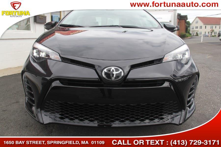 Used Toyota Corolla SE 2017 | Fortuna Auto Sales Inc.. Springfield, Massachusetts